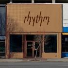 rhythm venue signage
